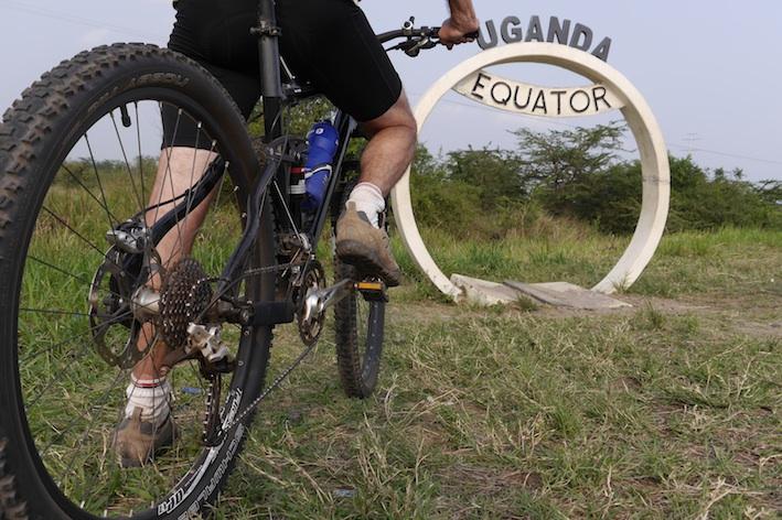 Mountain Bike Trails in Uganda