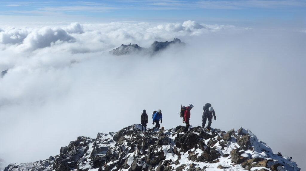 Wir empfehlen nur fitten Bergsteigern den Anstieg zum Gipfel des Rwenzori Mountain National Park