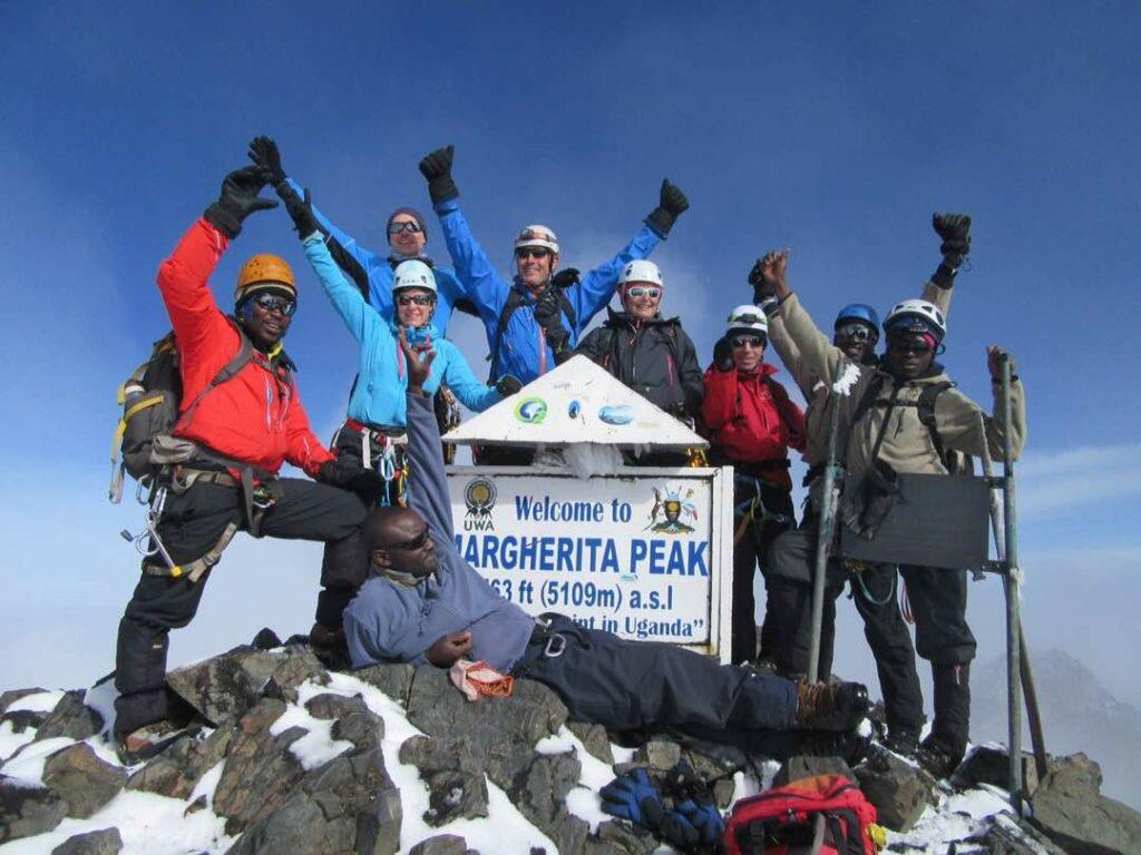 Die Gipfelbesteigerung des Margherita im Rwenzori Mountain National Park ist eine einmalige Lebenserfahrung