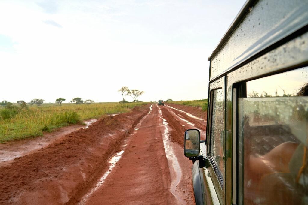 Die beste Reisezeit kann auch die Regenzeit sein, wenn Du die Einsamkeit in den Nationalpark Parks Uganda's bevorzugst.